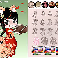 Chinese Zodiac dress up game