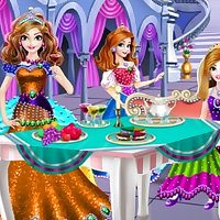 Princesses Tea Party